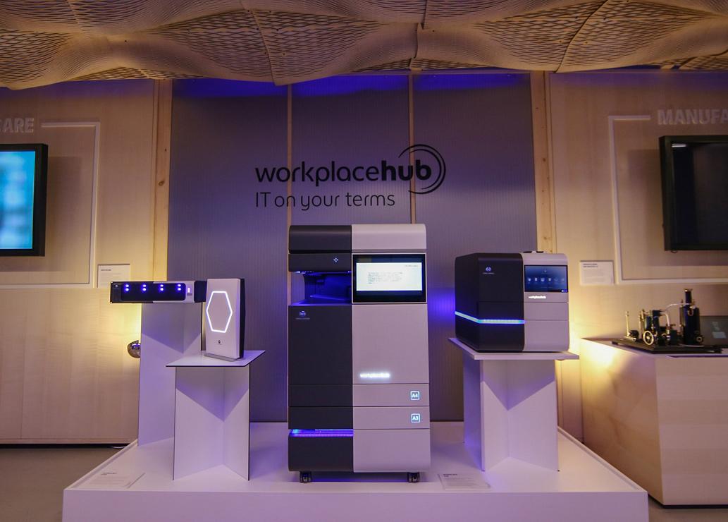 Workplace of the Future: jak to się robi w… Konica Minolta