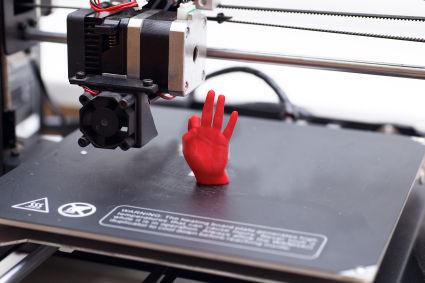 Druk 3D: 42 proc. na plusie co roku