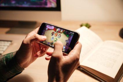 Rośnie rynek gier mobilnych