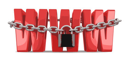 Blokada stron w polskim Internecie