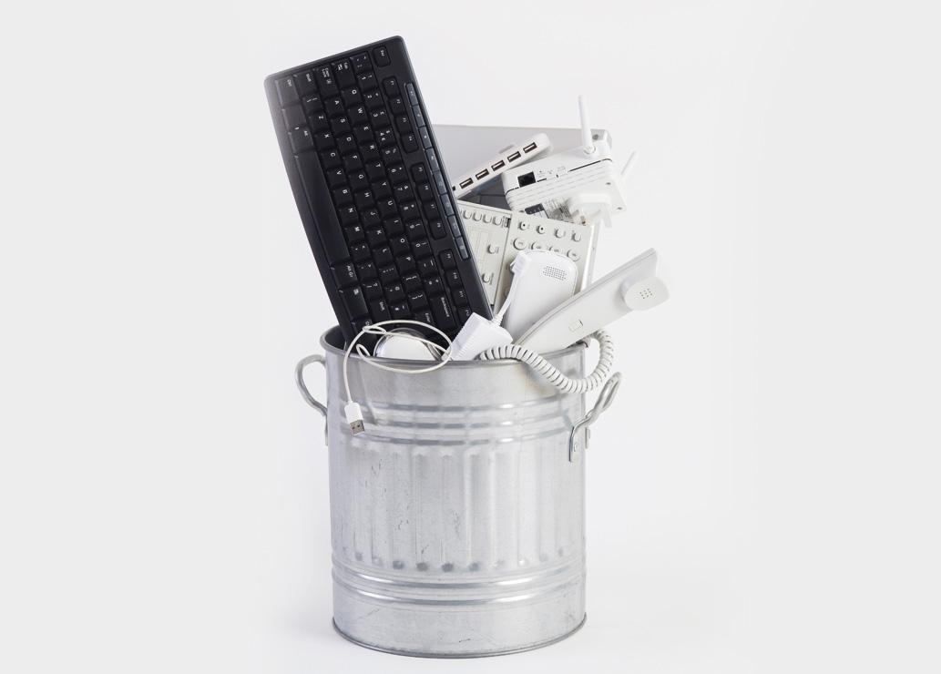 Elektroodpady: nowa broń w walce z patologiami