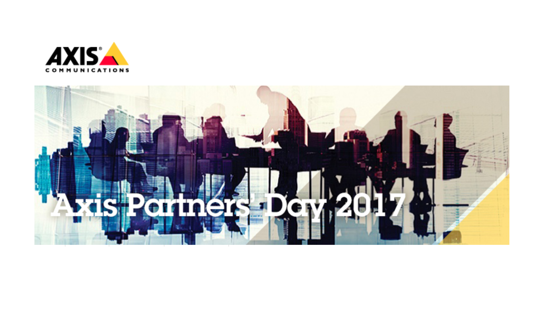 Axis Partners Day 2017