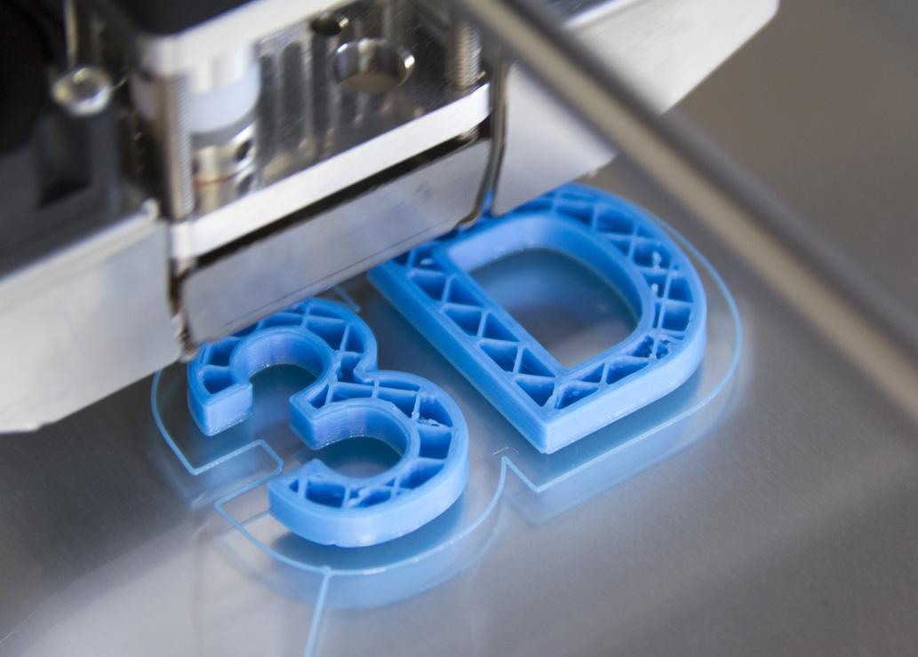 Druk 3D: pod rękę z dystrybutorem