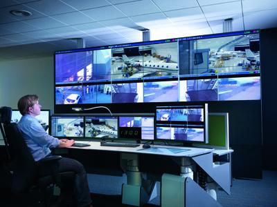 Profesjonalne ściany wideo NEC
