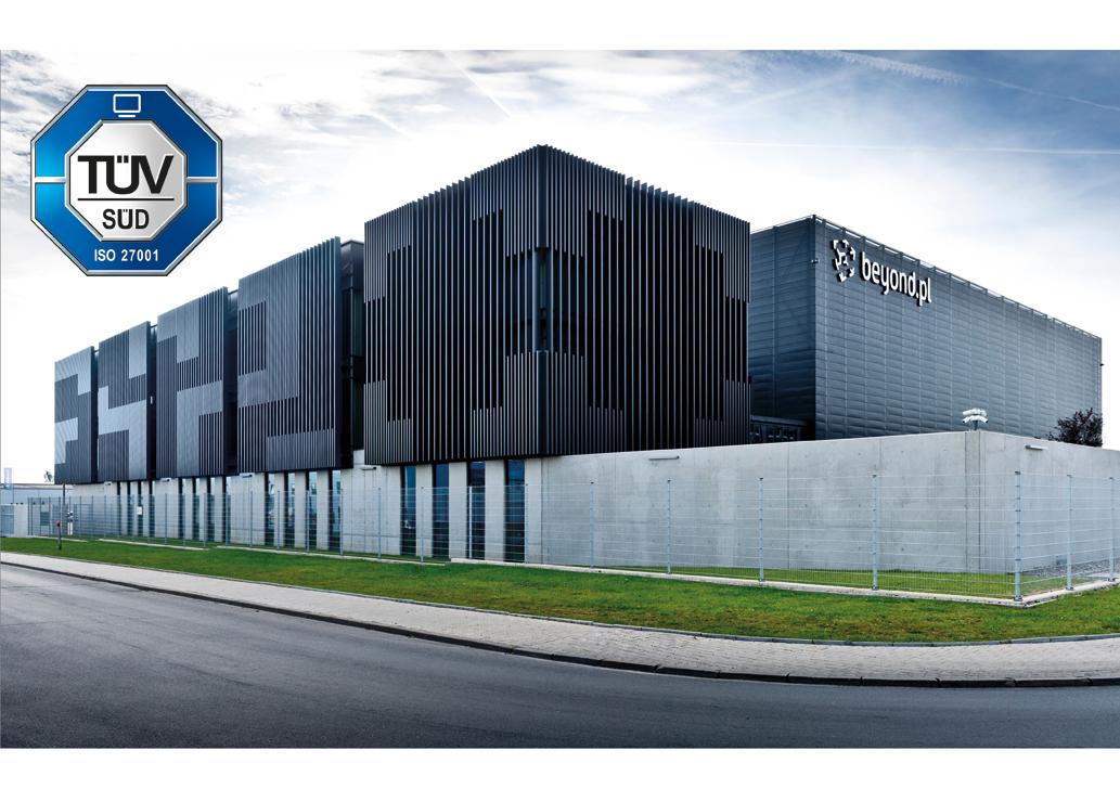 Certyfikowana jakość usług data center