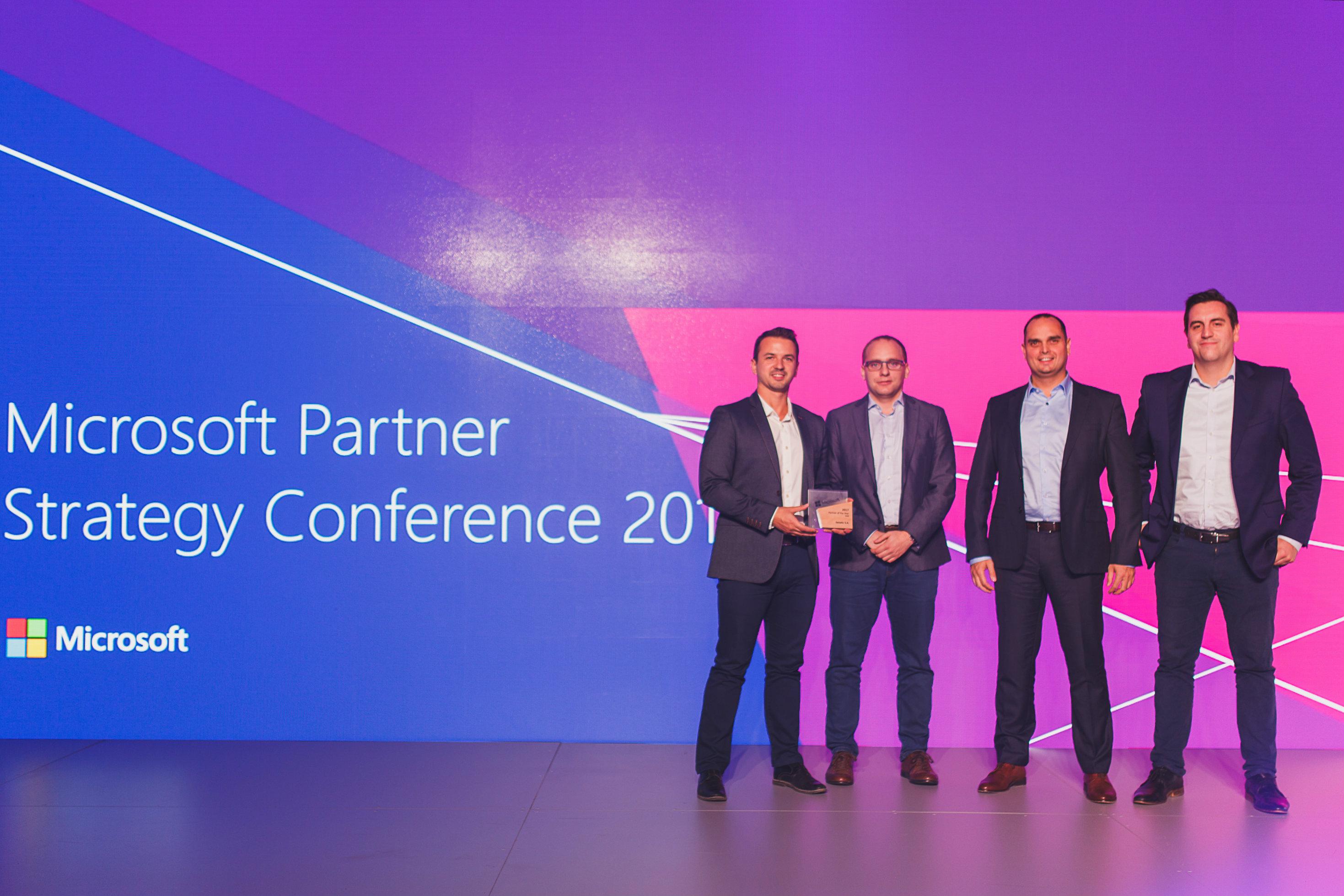 Microsoft wybrał Partnera Roku