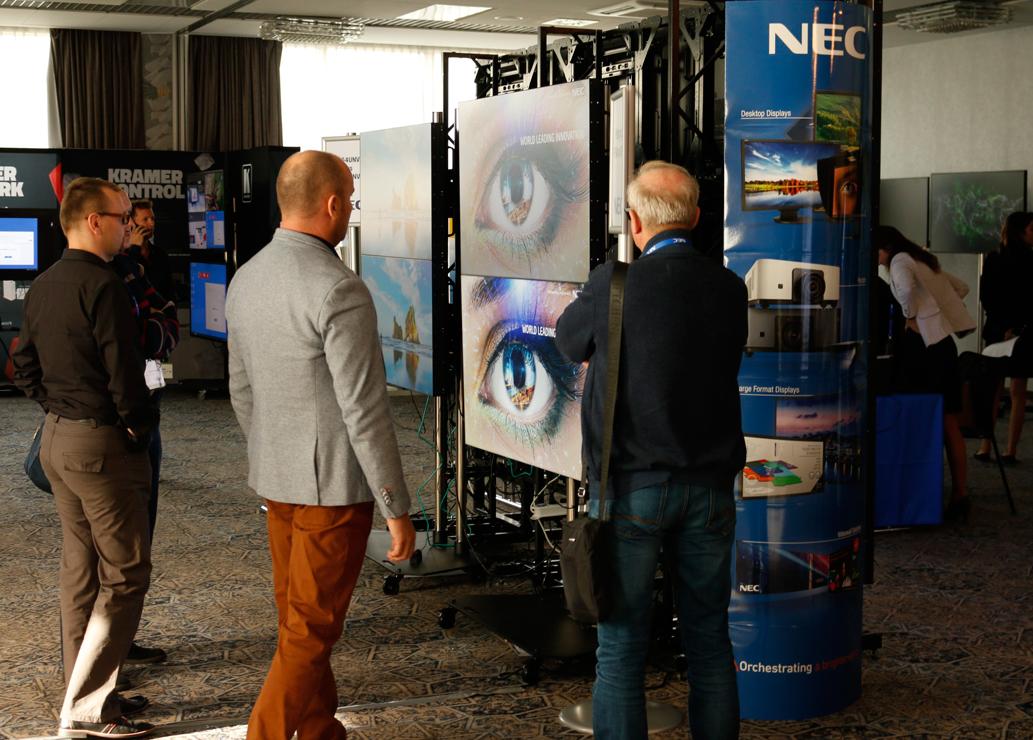 NEC Competence Days – Pro AV Solutions