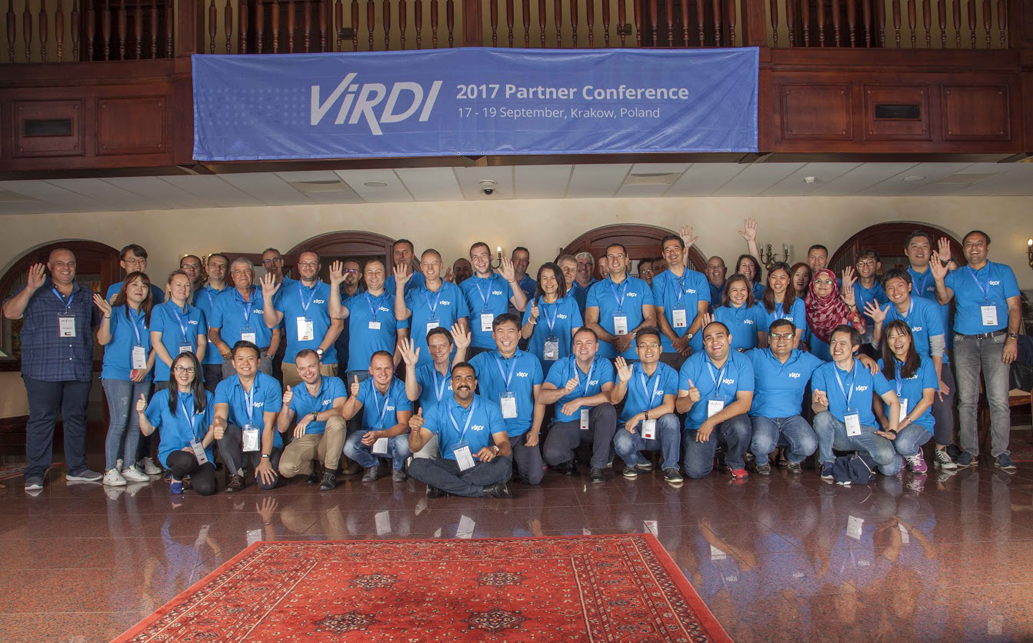 VIRDI Partner Conference 2017