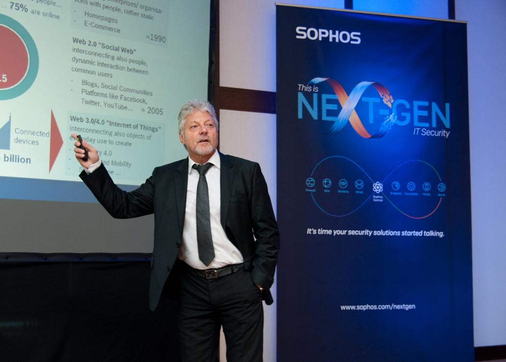 Sophos Partner Roadshow 2017