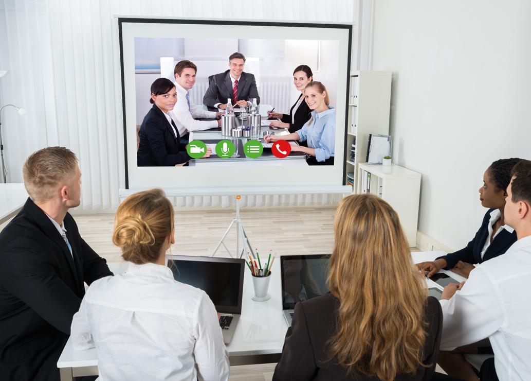 Wideokonferencja dla każdej firmy