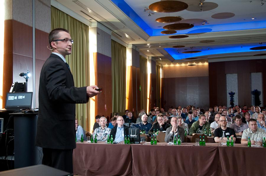 Konferencja Synology