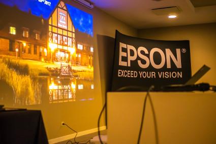 Partnerski Kick Off Epsona: biznes na celowniku