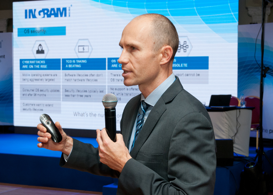 Ingram Micro – konferencja partnerska