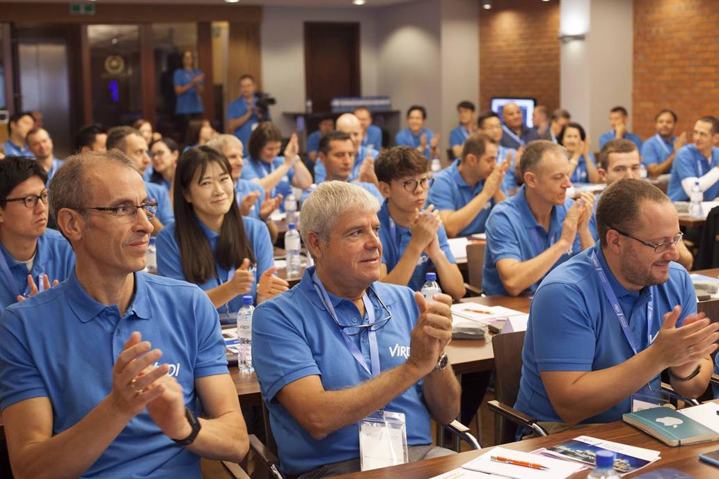 VIRDI Partner Conference 2017
