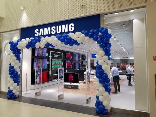 I-Terra w nowym sklepie Samsunga