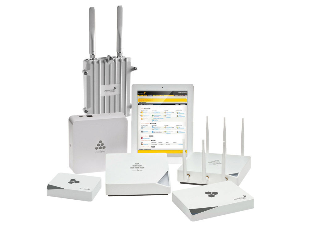 Aerohive Networks: kontrolery WLAN do lamusa