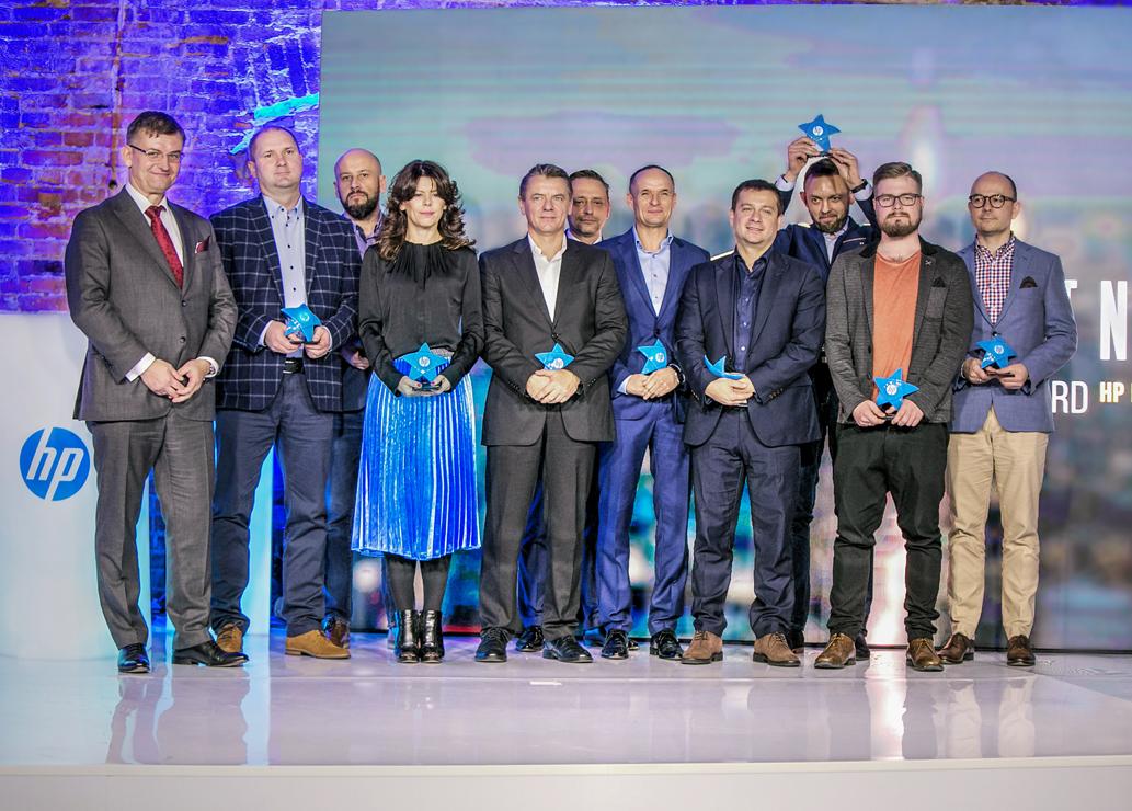 Gala HP Partner Exellence Award 2017
