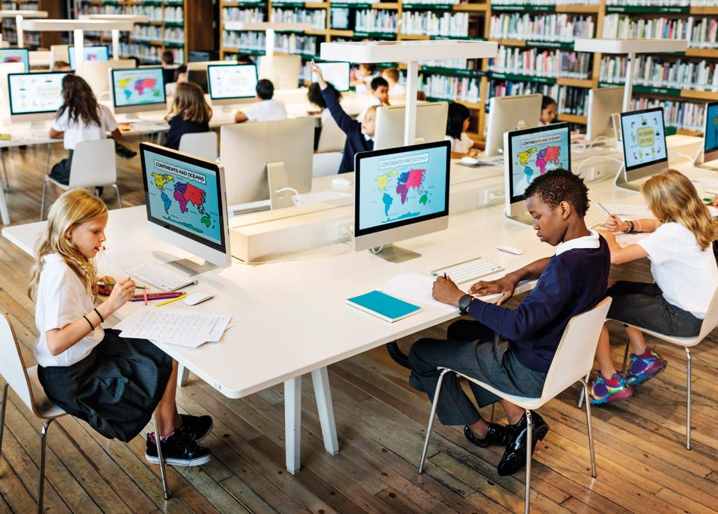 Szkoła XXI wieku: niewielka zmiana, wielkie efekty
