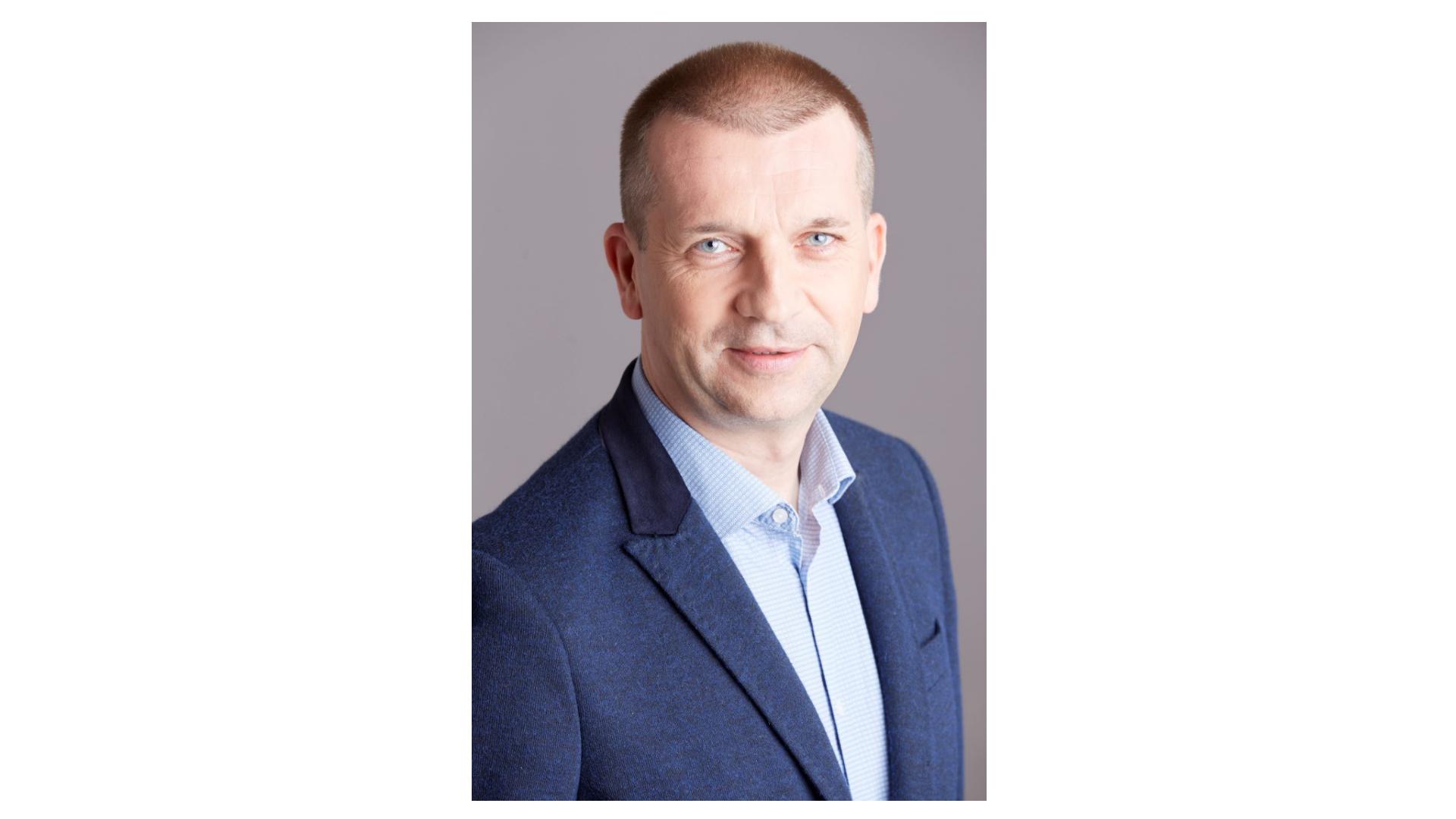 Przemysław Kucharzewski w Komsa Systems