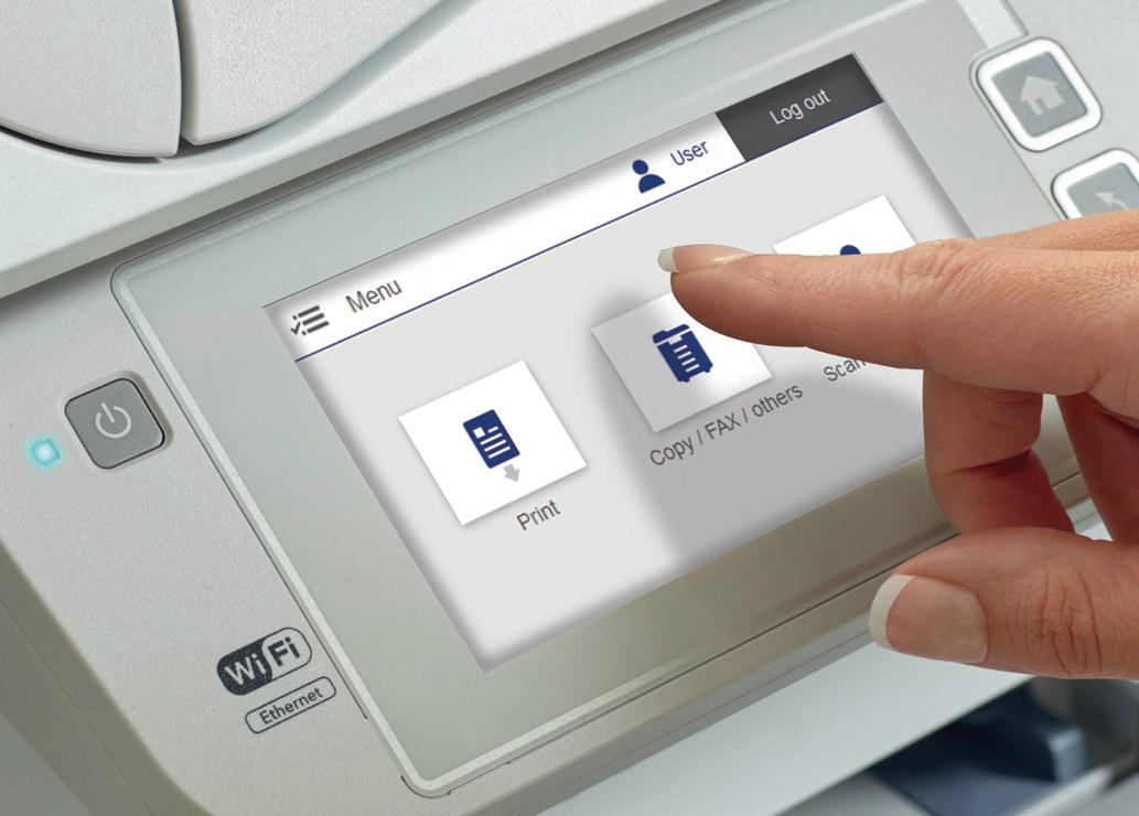 Epson: biurowe wydruki pod nadzorem
