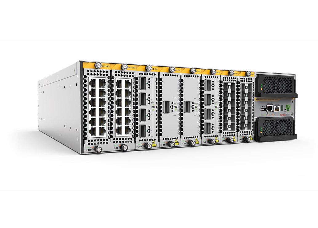 Inteligentna sieć dla IoT od Allied Telesis