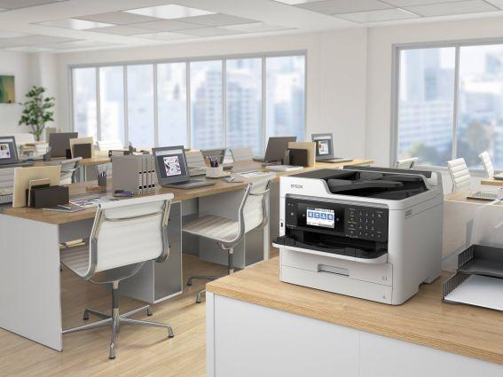 Epson: firmy przekonują się do druku atramentowego