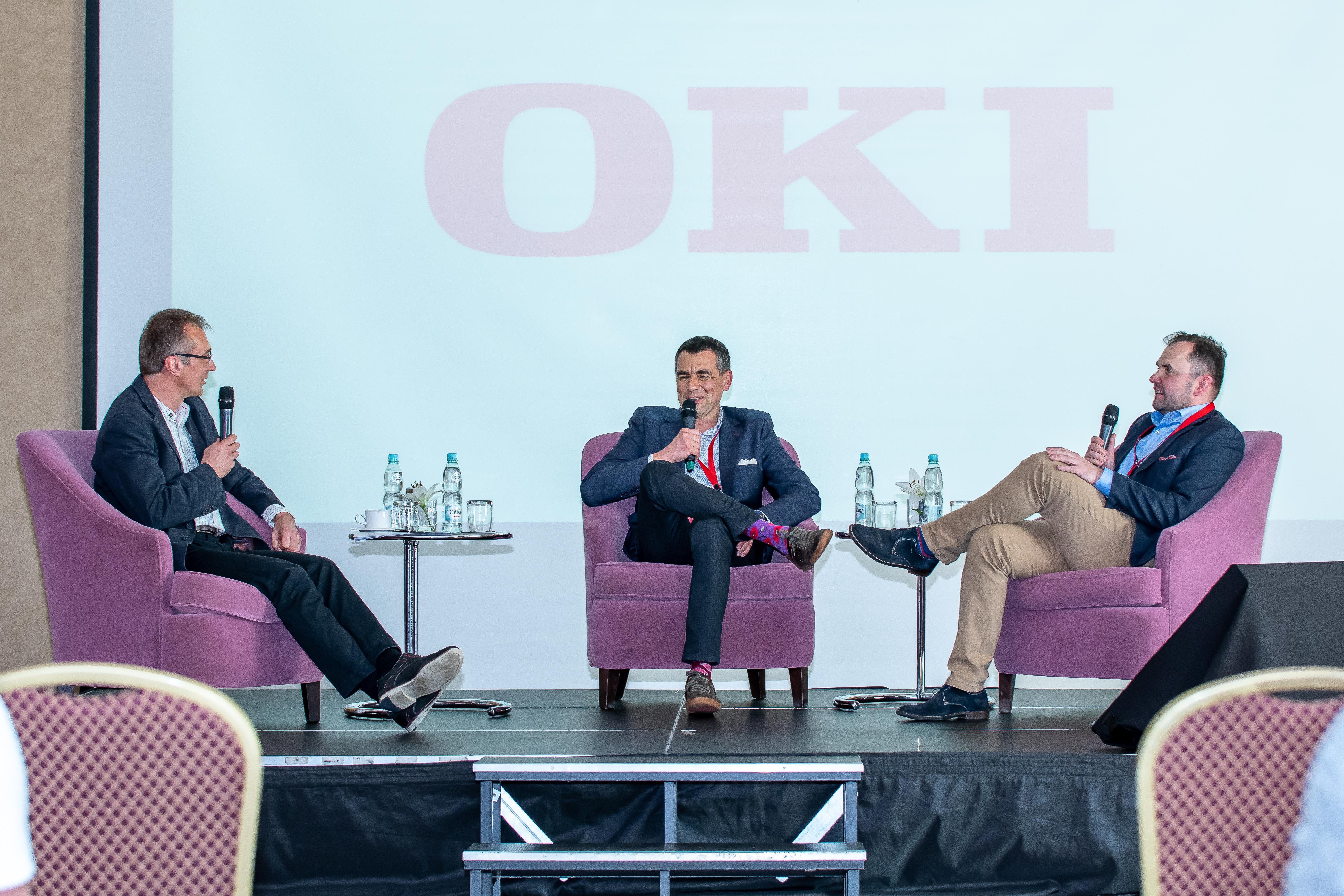 Spotkanie partnerów OKI