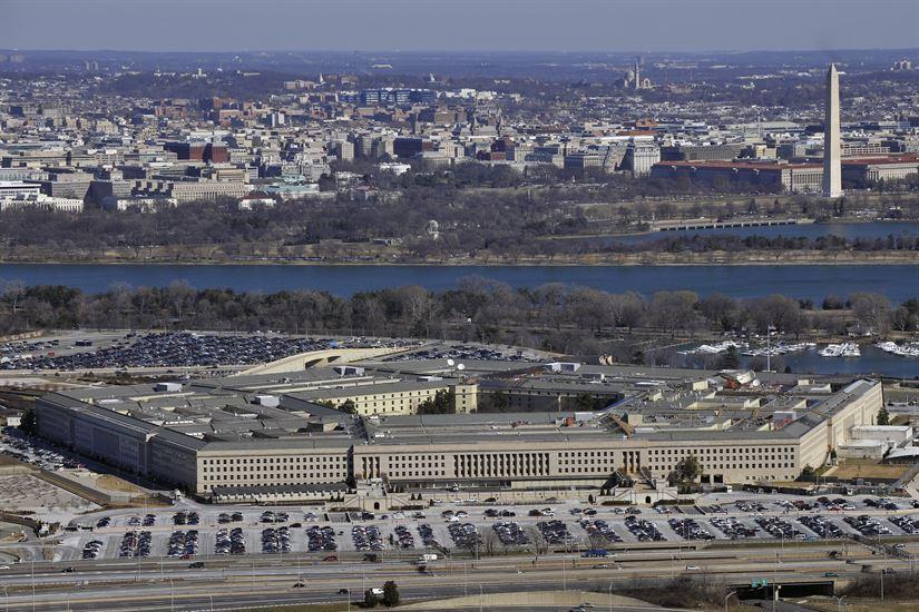 Pentagon chce być w chmurze