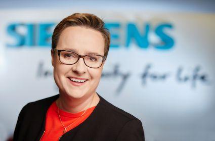 Nowa szefowa Siemensa w Polsce