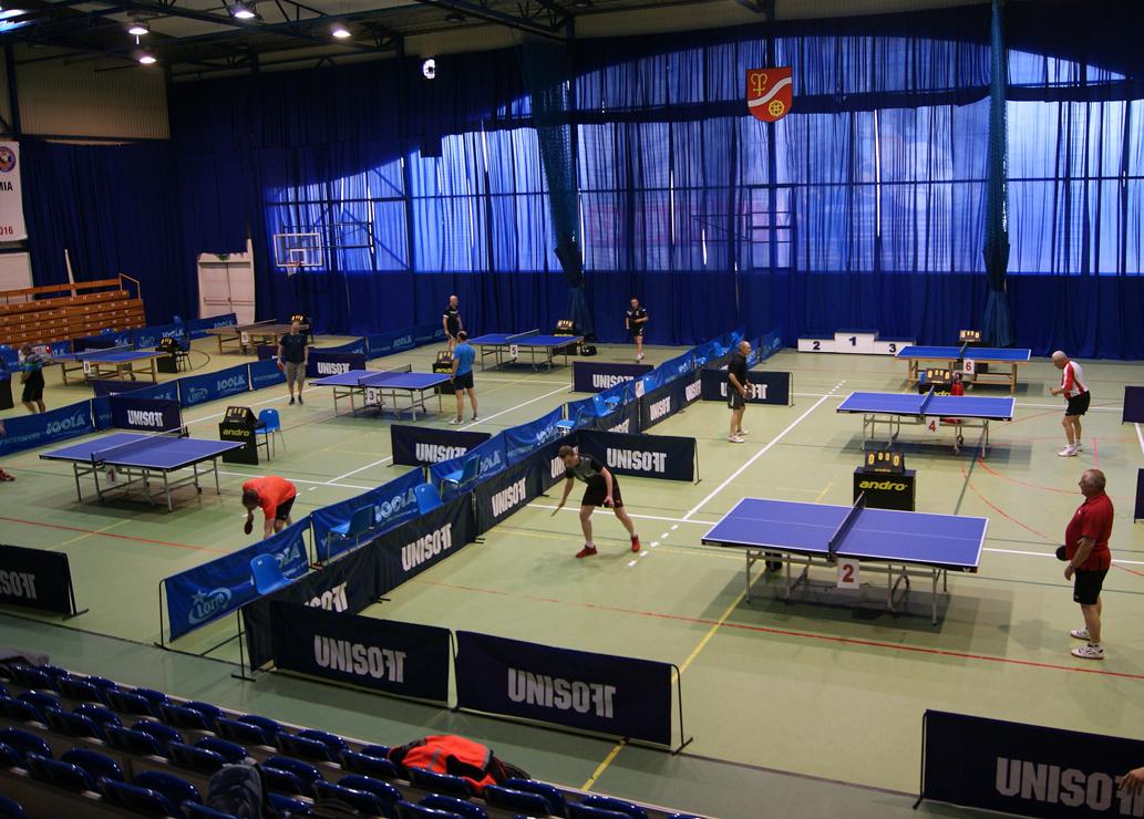 I Mistrzostwa Polski Branży IT w tenisie stołowym