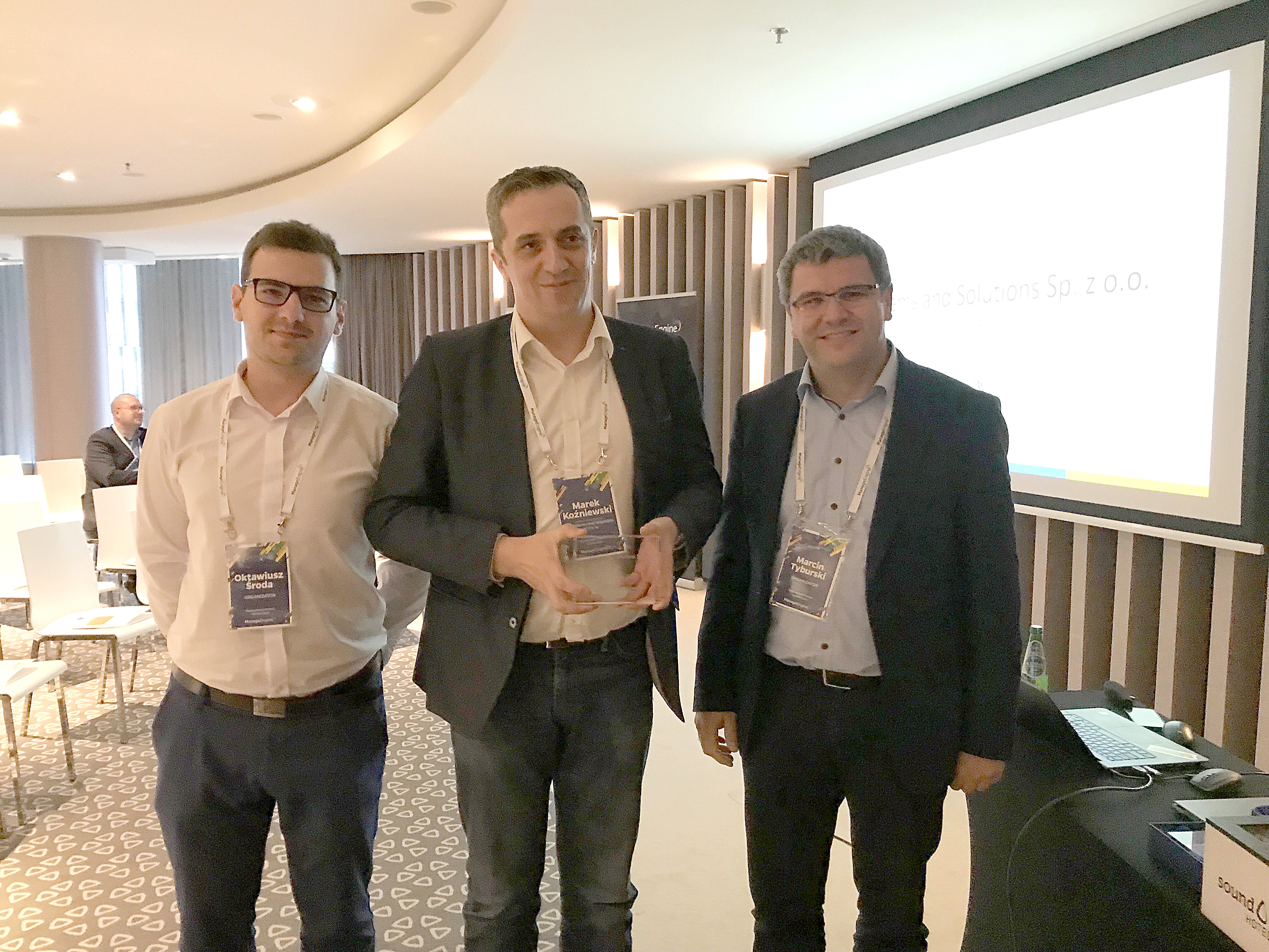 Partnerzy MWT Solutions nagrodzeni