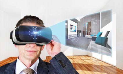 Śladowe zainteresowanie VR i AR w biznesie