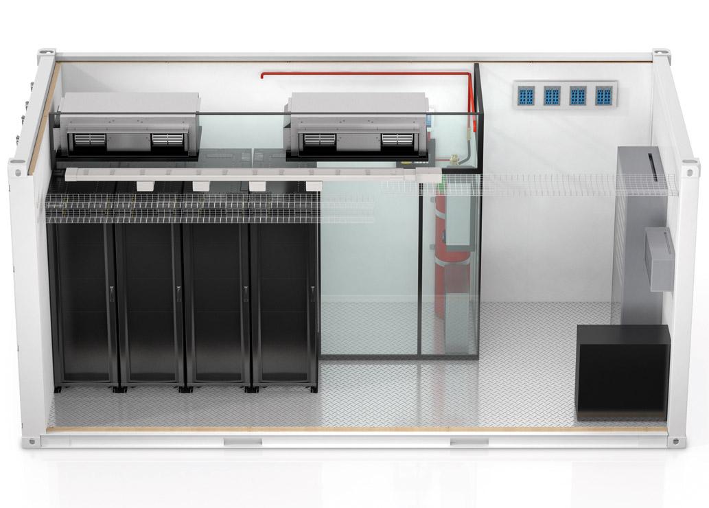 Data Center w rozmiarze mikro: bezpieczeństwo i niezawodność