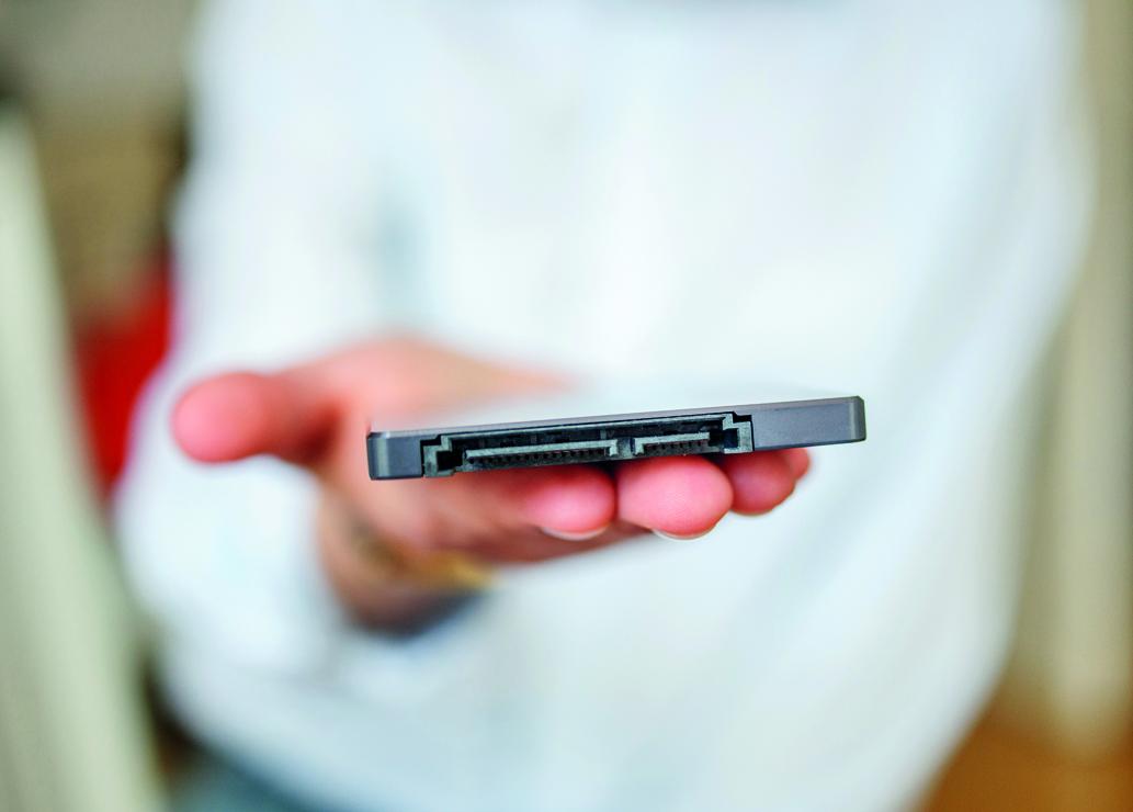 SSD na fali