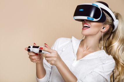 Gry VR: stały wzrost czy chwilowa moda?