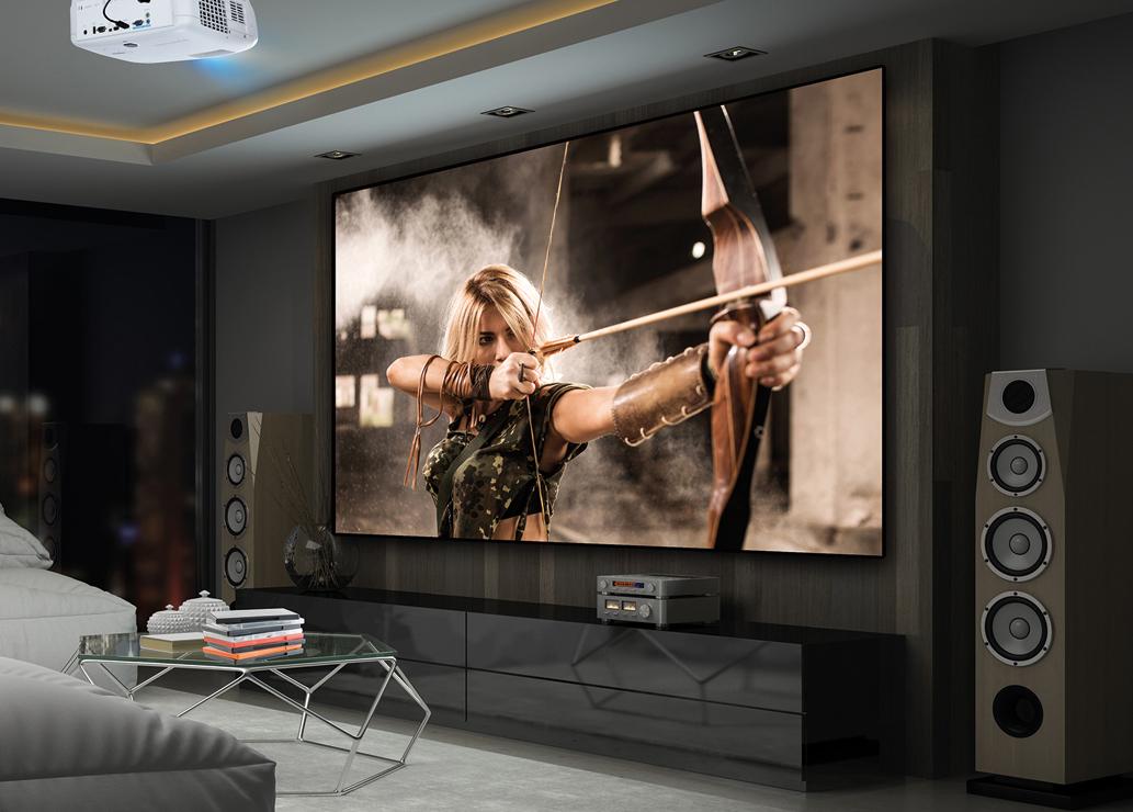 ViewSonic – to będzie rok projektorów 4K