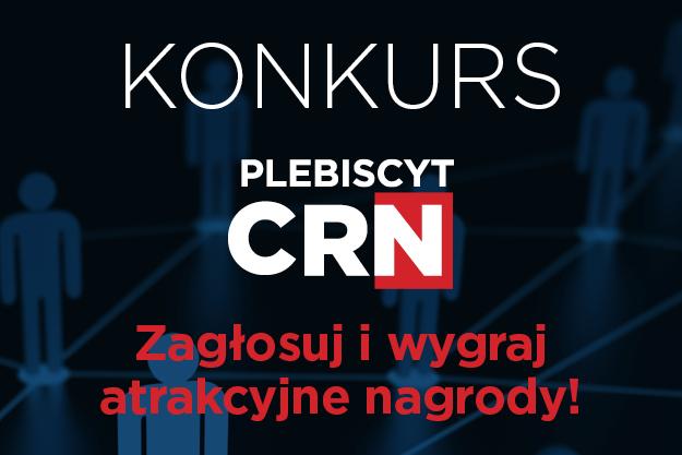 WYNIKI konkursu z nagrodami – Plebiscyt CRN za 2017