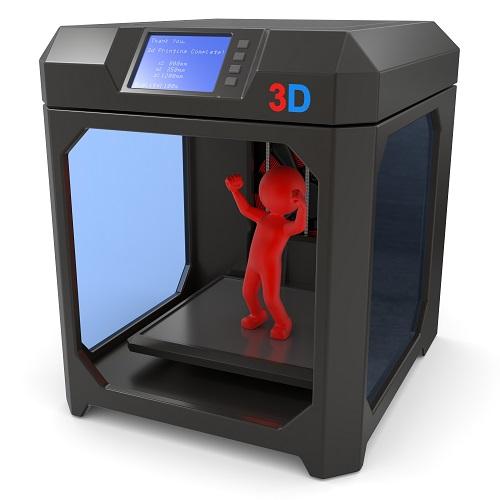 Druk 3D na sporym plusie