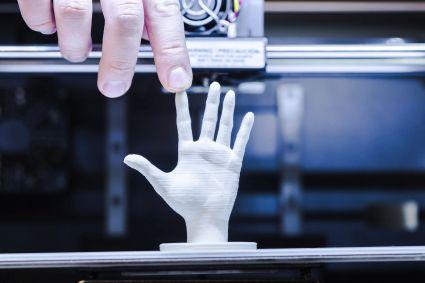 Druk 3D: coś przeszkadza w rozwoju