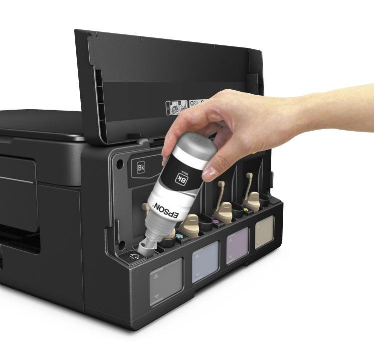 Epson: sprzedaż drukarek z ITS