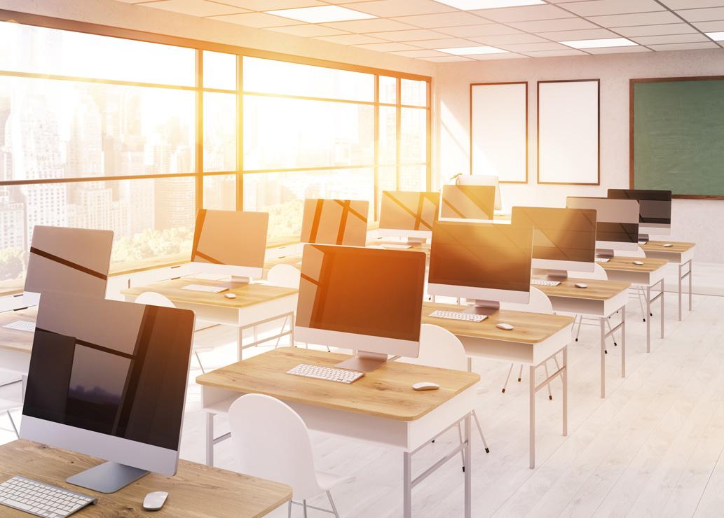 IT w szkołach: daleko od nasycenia