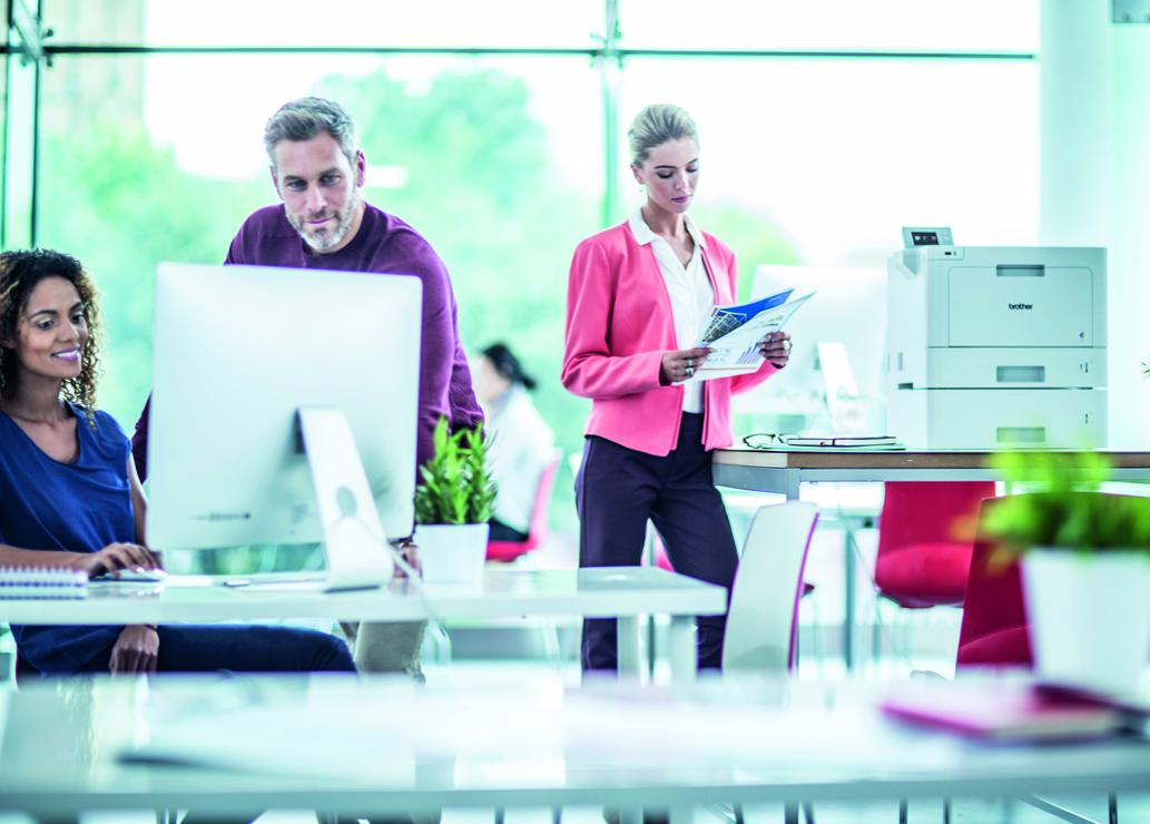 Korzyści z wprowadzenia usług zarządzania drukiem w firmie