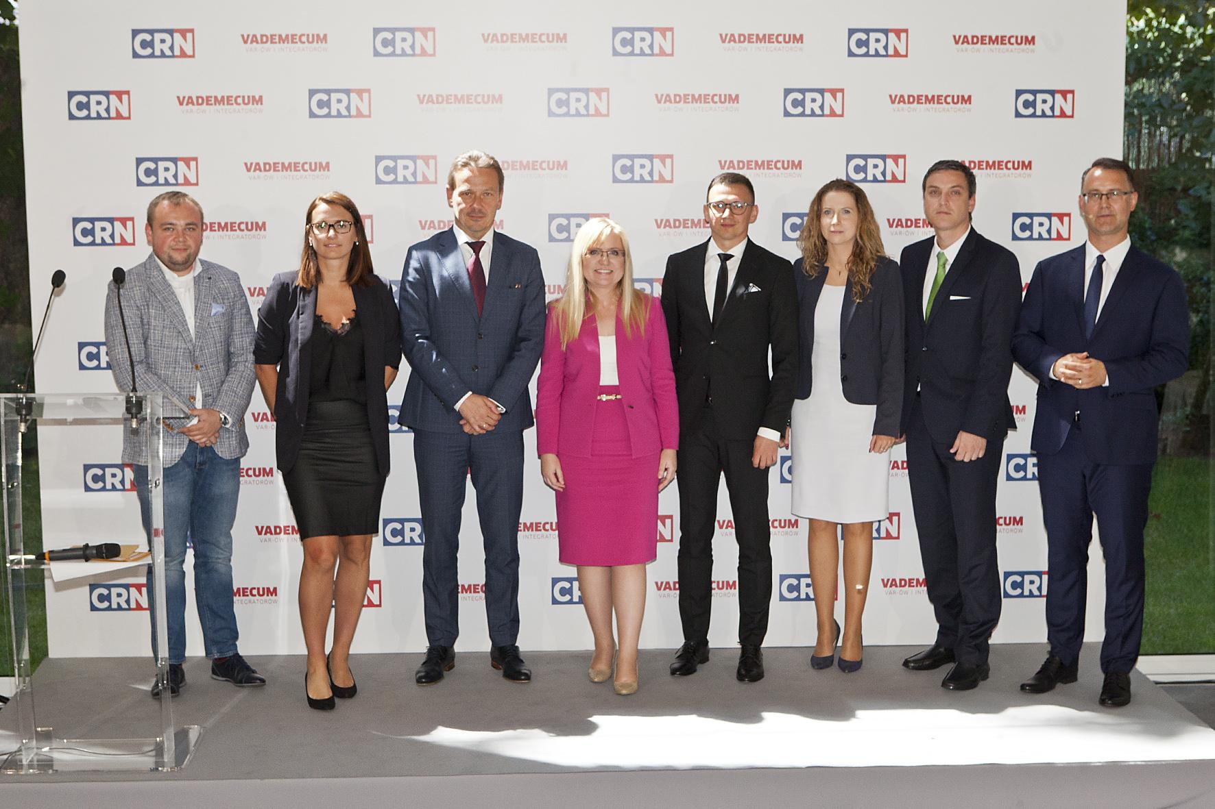 Tech Trendy Biznes 2018 – gala CRN Polska