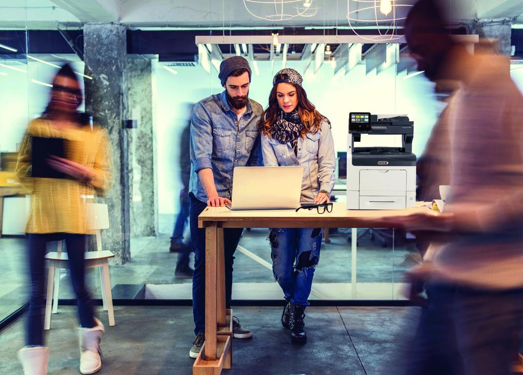 Xerox: 5-letnia gwarancja na drukowanie
