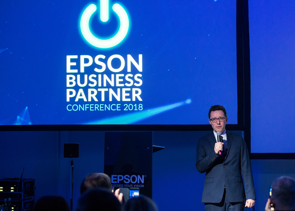 Epson Business Partner Conference 2018