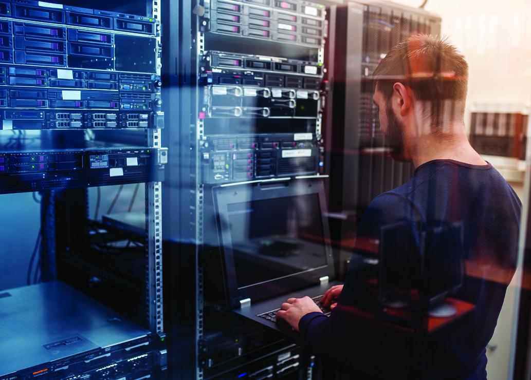 Integrator w centrum danych