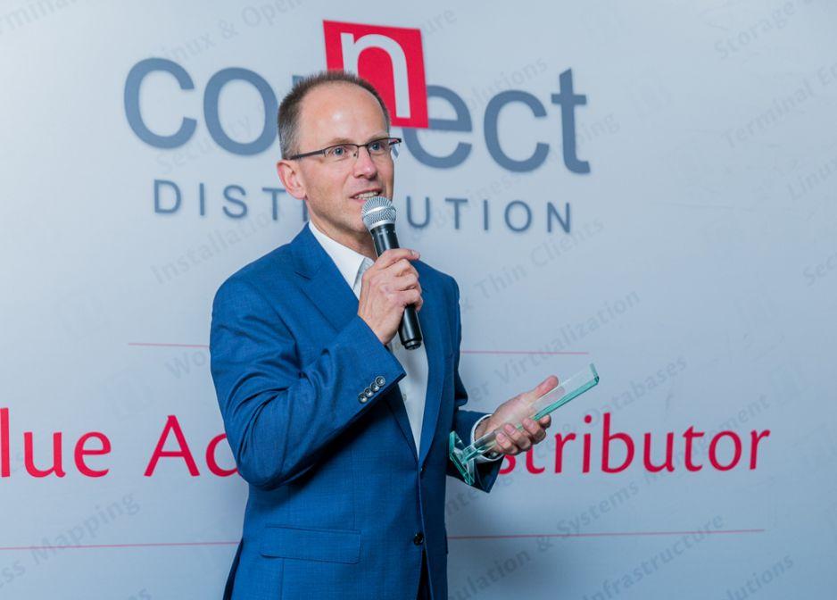Connect Distribution: chcemy się różnić