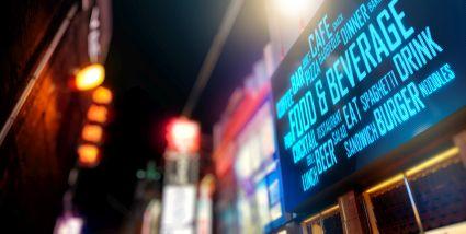 Przyspieszenie na rynku ekranów LED