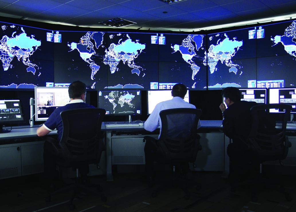 Profesjonalny monitoring wizyjny NEC