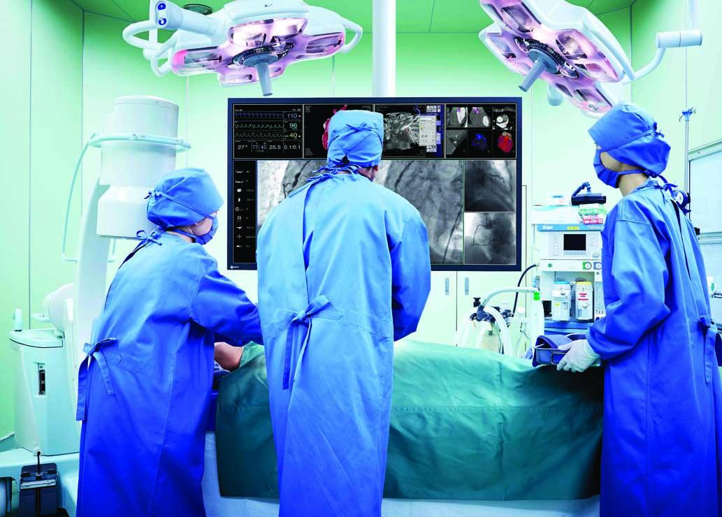 Obrazowanie medyczne: kompleksowe rozwiązania EIZO
